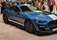 Mustang 2020 Awesome 2020 ford Mustang Shelby Gt500 Cias [oc] ford