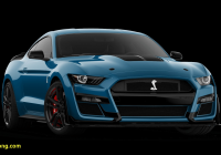 Mustang 2020 Awesome the 2020 Mustang Shelby Gt500 Configurator is Here the