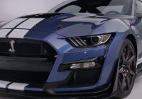 Mustang 2020 Beautiful 2020 ford Mustang Shelby Gt500 Has 760 Hp to Pete with