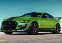 Mustang 2020 Beautiful ford S Charging $10 000 for Painted Racing Stripes On the