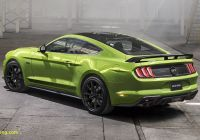 Mustang 2020 Best Of 2020 ford Mustang Revealed Australian Launch Due In