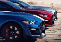 Mustang 2020 Best Of 2020 ford Mustang Shelby Gt350 Vs Gt500 which is the