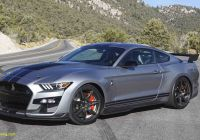 Mustang 2020 Best Of 2020 ford Mustang Shelby Gt500 First Drive Review Autonxt