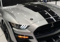Mustang 2020 Best Of File 2020 ford Mustang Shelby Gt500 Coupe Cleveland Auto