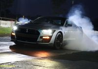 Mustang 2020 Best Of First 2020 ford Mustang Gt500 Runs 9 80 at 144 Mph In the 1