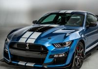 Mustang 2020 Elegant 2020 ford Mustang Shelby Gt500 is A 700 Hp assassin
