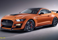 Mustang 2020 Elegant ford S 2020 Mustang Shelby Gt500 Mustang