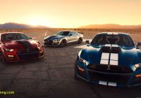 Mustang 2020 Elegant the 2020 ford Mustang Shelby Gt500 is A 760hp Brutal Savage