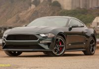 Mustang 2020 Fresh 2020 ford Mustang Bullitt now Available with A Secret Discount