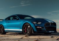 Mustang 2020 Fresh ford S 2020 Shelby Gt500 is A 760 Horsepower Track Ready