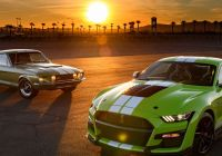 Mustang 2020 Fresh the 2020 ford Mustang Shelby Gt500 is A towering Achievement
