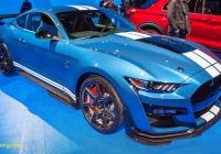 Mustang 2020 Inspirational ford Drops some 2020 Shelby Mustang Gt500 Stats