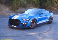 Mustang 2020 Lovely 2020 ford Mustang Shelby Gt500 Test Drive