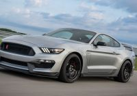 Mustang 2020 New 2020 ford Mustang Shelby Gt350 Review Pricing and Specs