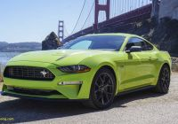 Mustang 2020 Unique 2020 ford Mustang Ecoboost Hpp First Drive Review Autonxt