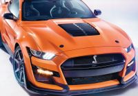 Mustang 2020 Unique 2020 ford Mustang Shelby Gt500 Horsepower – Supercharged V 8