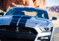 Mustang 2020 Unique the 2020 ford Shelby Mustang is A Savage Daily Driver