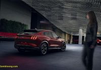 Mustang Mach E Beautiful Mustang Mach E Pre orders Reveal People Want Extended Range