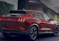 Mustang Mach E Best Of ford Unveils Battery Electric Mustang Mach E Crossover Suv