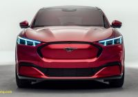 Mustang Mach E Best Of why the ford Mach E Ev is A Mustang What Were they Thinking