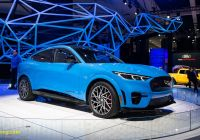 Mustang Mach E Elegant 2021 ford Mustang Mach E Electric Suv How Project Went From