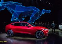 Mustang Mach E Elegant ford Mustang Mach E the First All Electric Suv Gad Sngaming