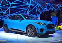 Mustang Mach E Elegant ford Unveils the 2021 Mustang Mach E Electric Suv Consumer