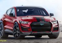 Mustang Mach E Fresh Mustang Mach E Shelby Plans Confirmed by ford Executive Report