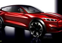 Mustang Mach E Fresh the Mustang Mach E is the Exciting Shape Of the Electric