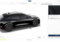 Mustang Mach E Lovely Configure Your 2021 ford Mustang Mach E now and Show It to
