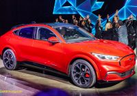 Mustang Mach E Lovely This is the 2021 ford Mustang Mach E with A Range Of Up to