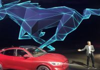 Mustang Mach E Luxury ford Gallops Into the Future with the New Mustang Mach E