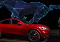 Mustang Mach E Luxury Mustang Mach E ford Unveils Its First All Electric Suv