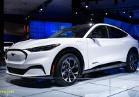 Mustang Mach E Luxury Update ford Mustang Mach E Debuts with 300 Mile Range Four Doors Fast Looks