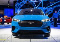 Mustang Mach E New 2021 ford Mustang Mach E Likely Will Track Edition—and A