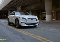 Mustang Mach E New ford Unveils All Electric Mustang Mach E Pact Suv