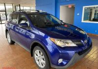 Nada Used Car Prices Inspirational Pre Owned 2015 toyota Rav4 Limited