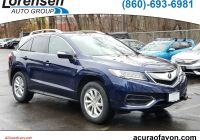 Nada Used Car Prices Lovely Pre Owned 2018 Acura Rdx W Technology Pkg with Navigation & Awd