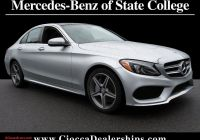 Nada Used Car Prices Lovely Used 2016 Iridium Silver Metallic Mercedes Benz C Class for