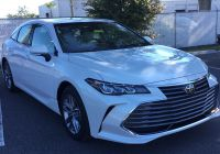 Nada Used Car Prices Unique New 2020 toyota Avalon Xle Fwd 4dr Car
