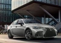 New Car Buyer Luxury Tell Us What You Think Of the New 2019 Lexus is300 F Sport