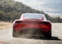 New Tesla Sports Car Lovely This is What A Tesla Roadster Hitting 100 Km H In 1 1 Second