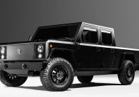New Trucks Awesome Bollinger Unveils New B1 B2 Electric Utility Truck and