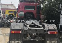 New Trucks Beautiful China New Trucks Howo 4×2 371hp Prime Mover Tractor Truck