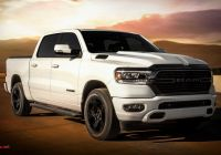 New Trucks Best Of 2020 Ram Trucks Treated to New Colors Tech Visual Upgrades