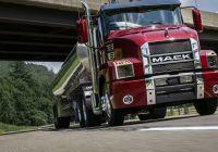 New Trucks Best Of New From Mack Trucks Md Series and Mand Steer