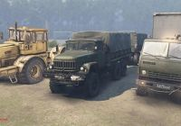 New Trucks Best Of Spintires Update Adds New Trucks Mod tools to Follow