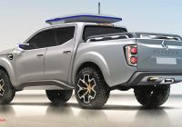 New Trucks Inspirational New Renault Alaskan Truck – Cool Concept to Debut at
