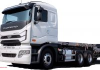 New Trucks Luxury Daewoo Trucks Launches New Extra Heavy Vehicle Into south