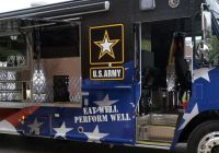 New Trucks Unique New Crop Of Army Food Trucks to Serve Up Healthy Fast Meals
